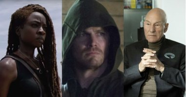 Comic-Con TV Preview: Arrow, The Walking Dead, The Watchmen and More
