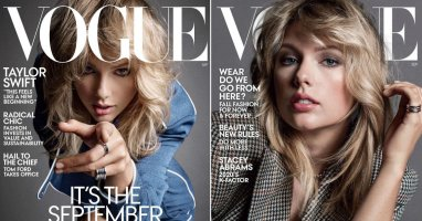 Taylor Swift Talks Cancel Culture, Kim Kardashian in Vogue