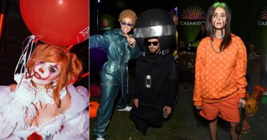 Gallery: Celebs Celebrate Halloween