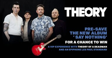 Theory of a Deadman Contest