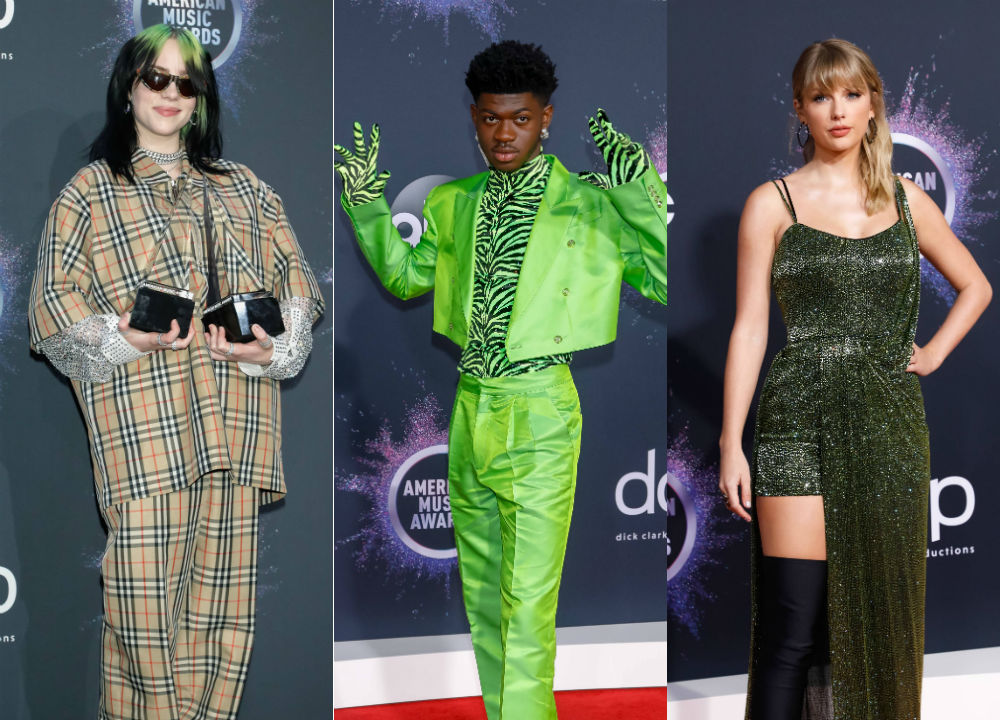 Gallery: American Music Awards Red Carpet