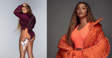 Stars Celebrate Beyoncé's IVY Park x adidas Collection