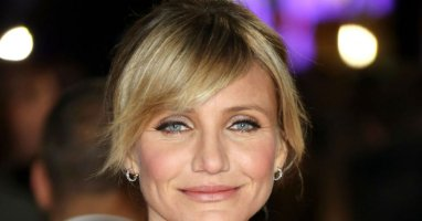 Surprise! Cameron Diaz Is a Mom