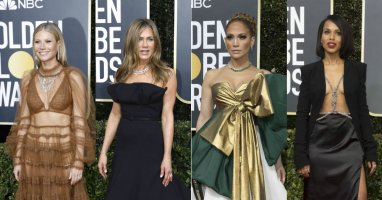 Gallery: Golden Globes 2020 Red Carpet