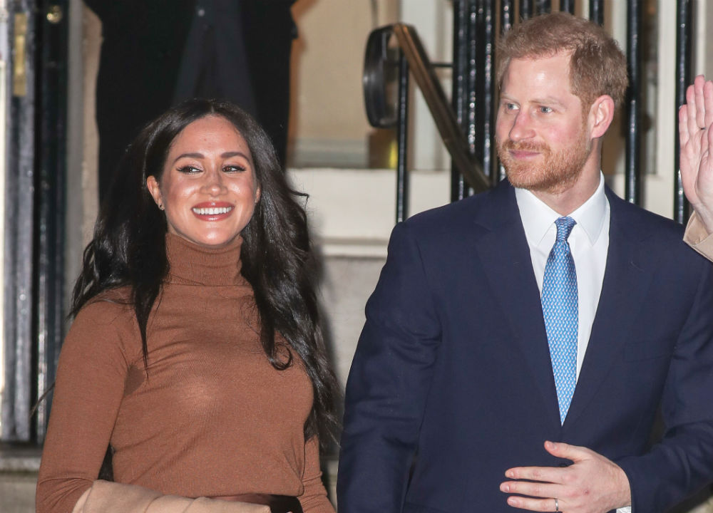 Prince Harry and Meghan Markle Stepping Back from Royal Duties