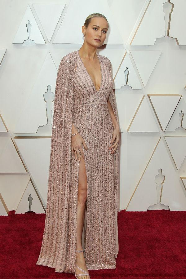 Brie Larson in Celine