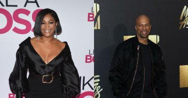Are Tiffany Haddish and Common Dating?