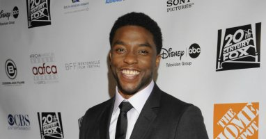 Stars Mourn the Death of Black Panther's Chadwick Boseman