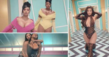"Cardi B and Megan Thee Stallion Drop NSFW Video for ""WAP"""