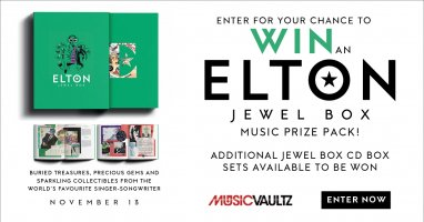 Elton John Jewel Box Contest