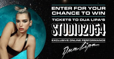 Dua Lipa Online Performance Contest