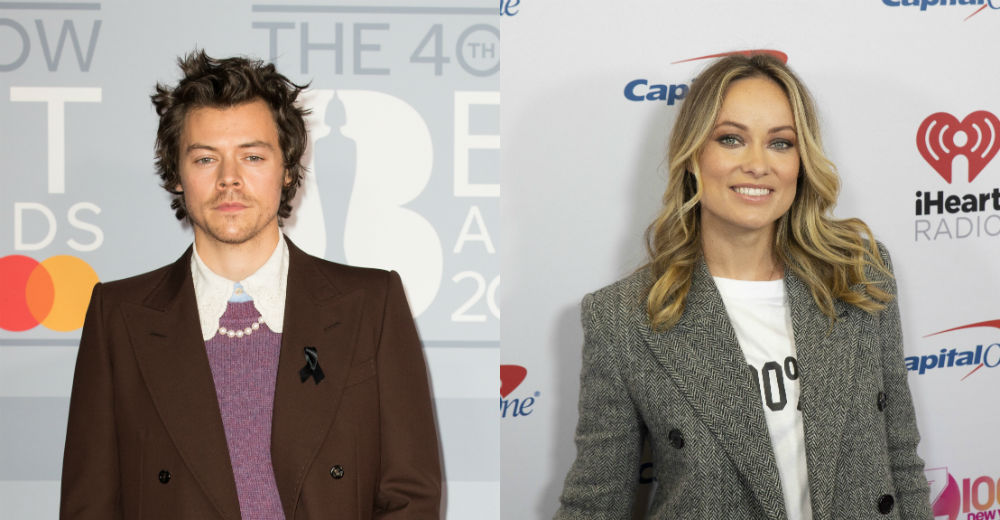 New Couple Alert? Harry Styles and Olivia Wilde Spark ...